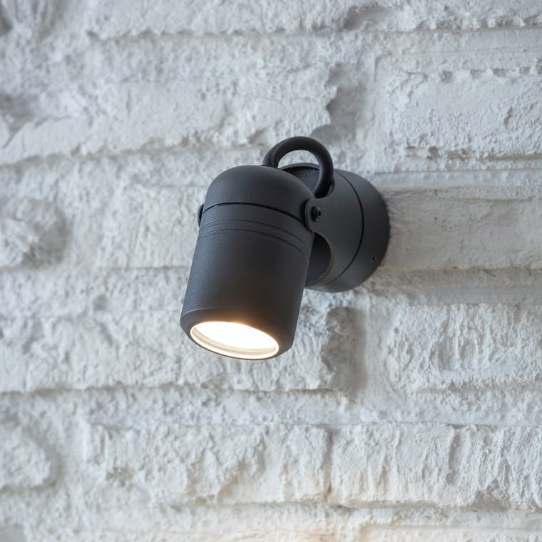 Bodnant Wall Light in Single or Double | Garden Trading