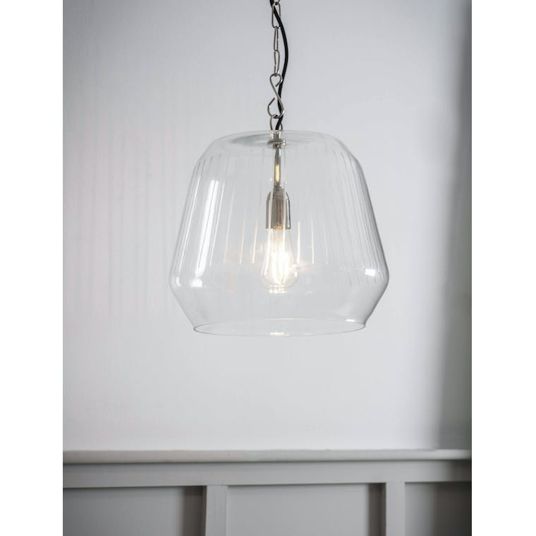 Garden Trading Large Gosforth Pendant Light