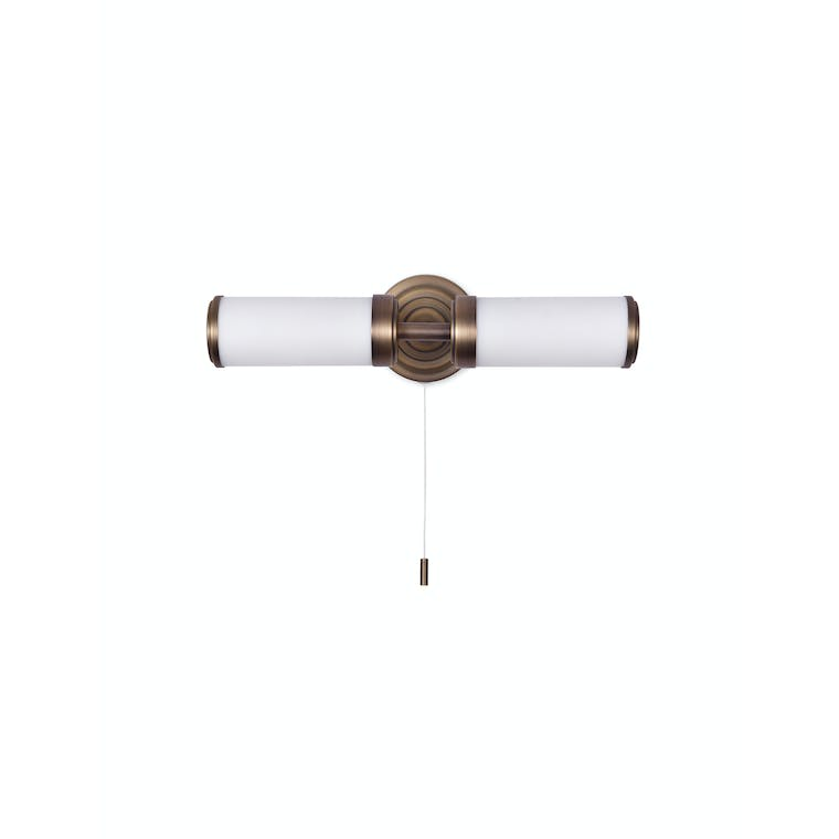 Beaufort Bathroom Light - Bronze | Garden Trading