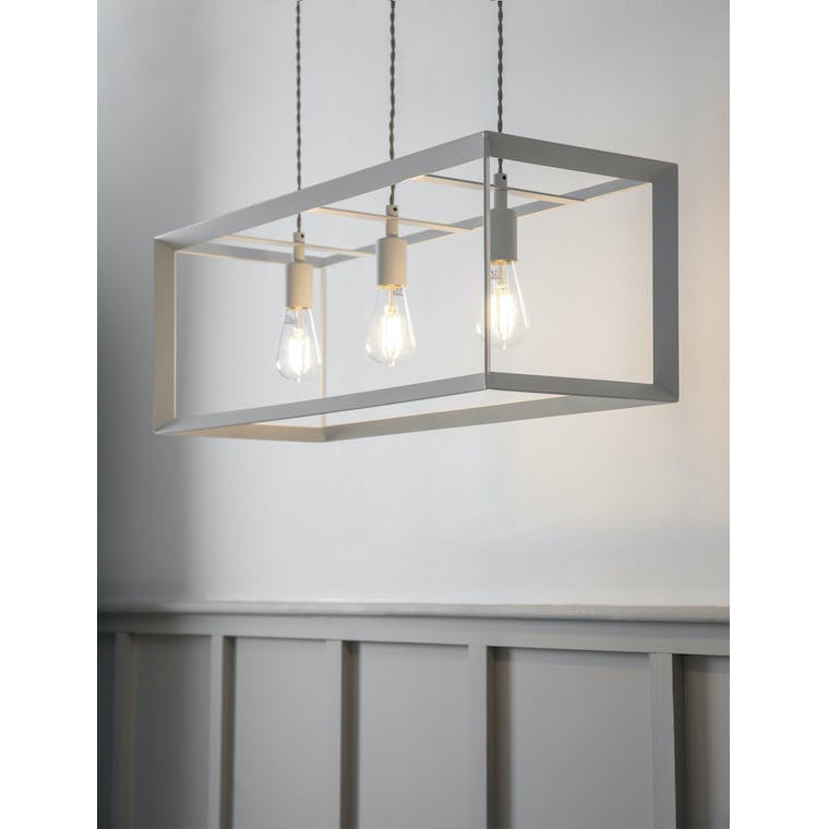 Garden Trading Brunswick Trio Pendant Light