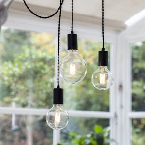 Soho 3 Pendant Light