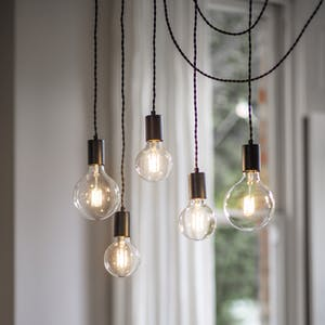 Soho 5 Pendant Light