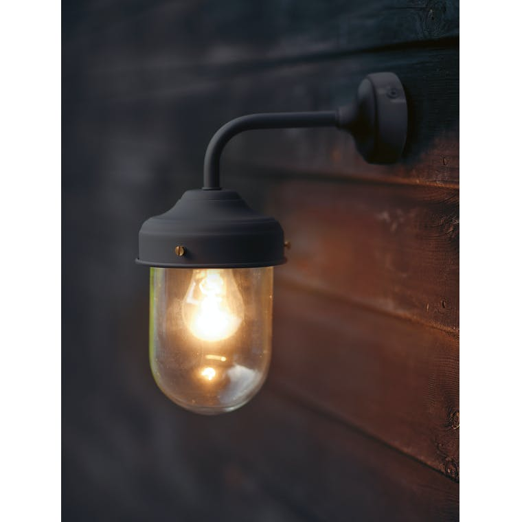 Barn Light Carbon