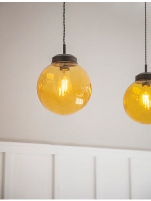 Dulwich Double Pendant Light