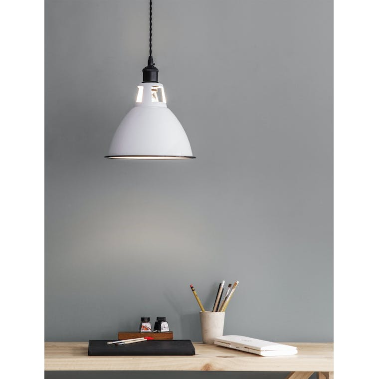 Garden Trading Albion Domed Pendant Light