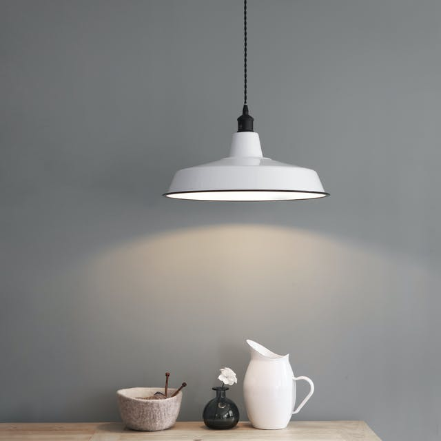 Albion Wide Pendant Light