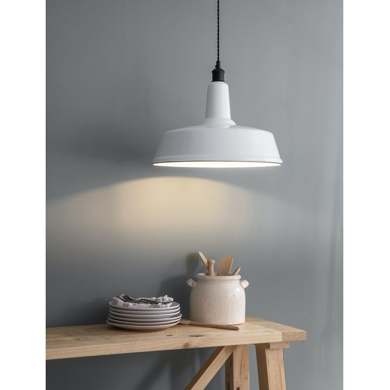 Garden Trading Albion Tall Pendant Light