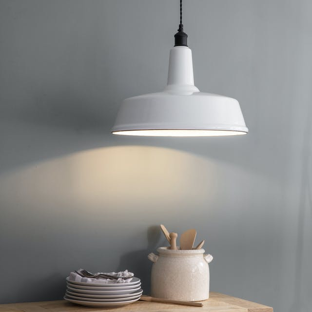 Albion Tall Pendant Light