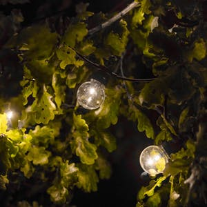 Festoon Golf Ball Lights