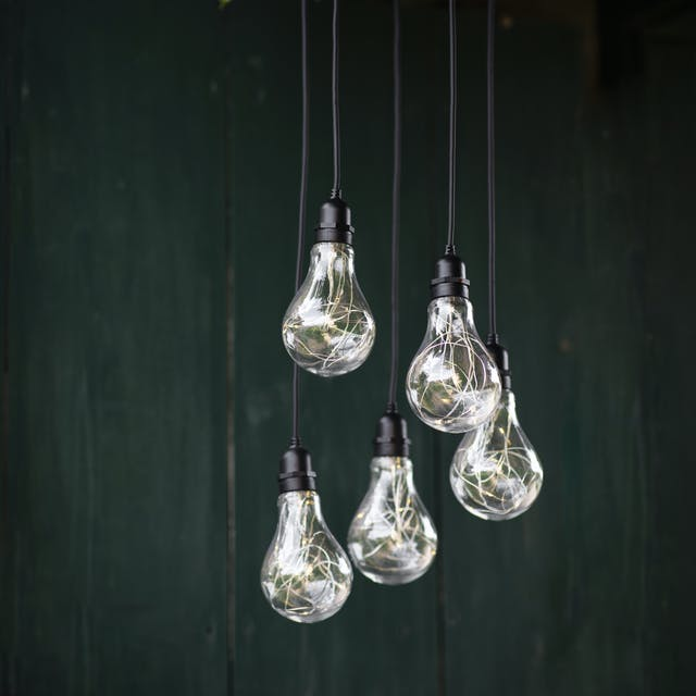 Festoon Cluster Lights