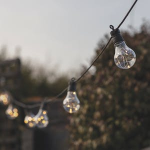 Solar Festoon Classic Lights