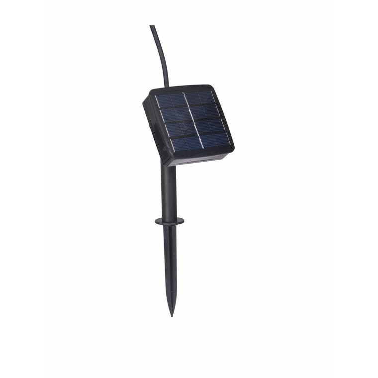 Solar Powered Festoon Lights in 10 or 20 Bulbs | Garden Trading