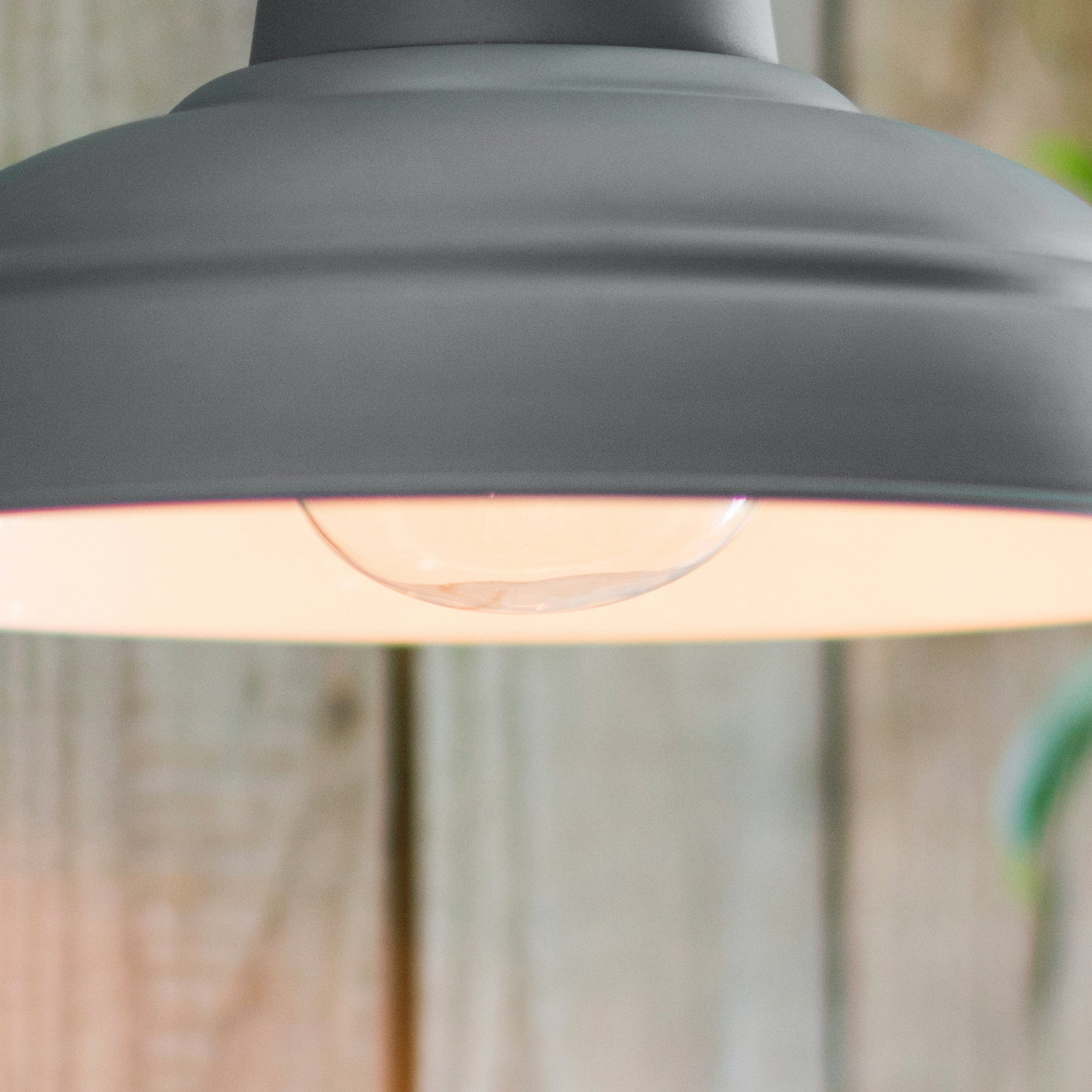 Replacement Shade for Southwark Outdoor Wall Light | Garden Trading