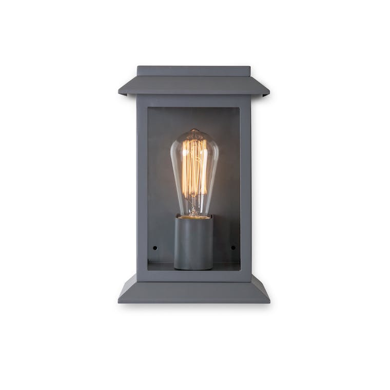 Grosvenor Outdoor Light in Grey | Garden Trading