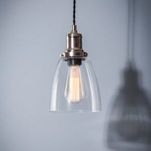 Hoxton Domed Pendant Light