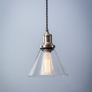 Hoxton Cone Pendant Light