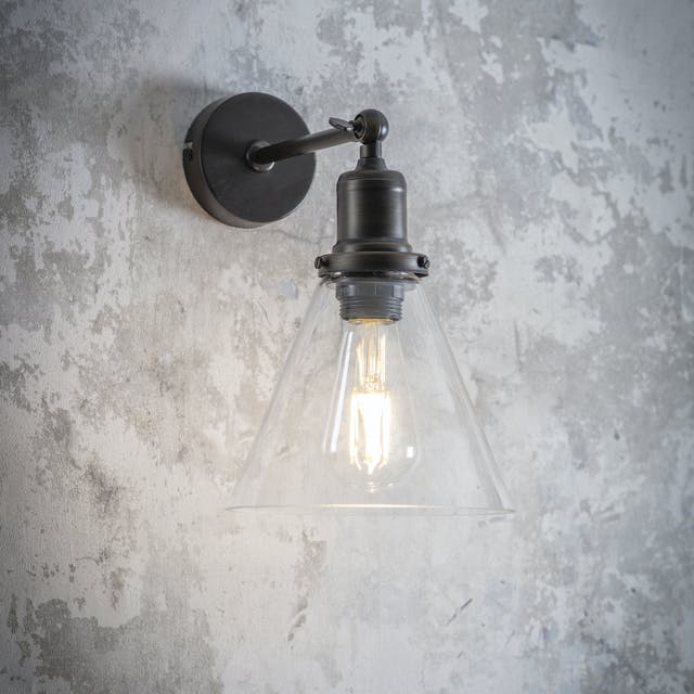Hoxton Cone Wall Light