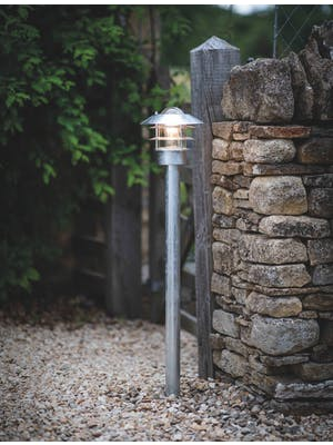 St Ives Strand Outdoor Post Lamp