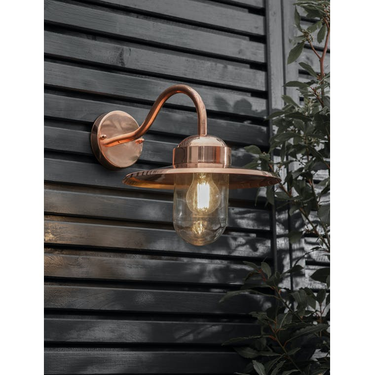 Howick Wall Light by Garden Trading