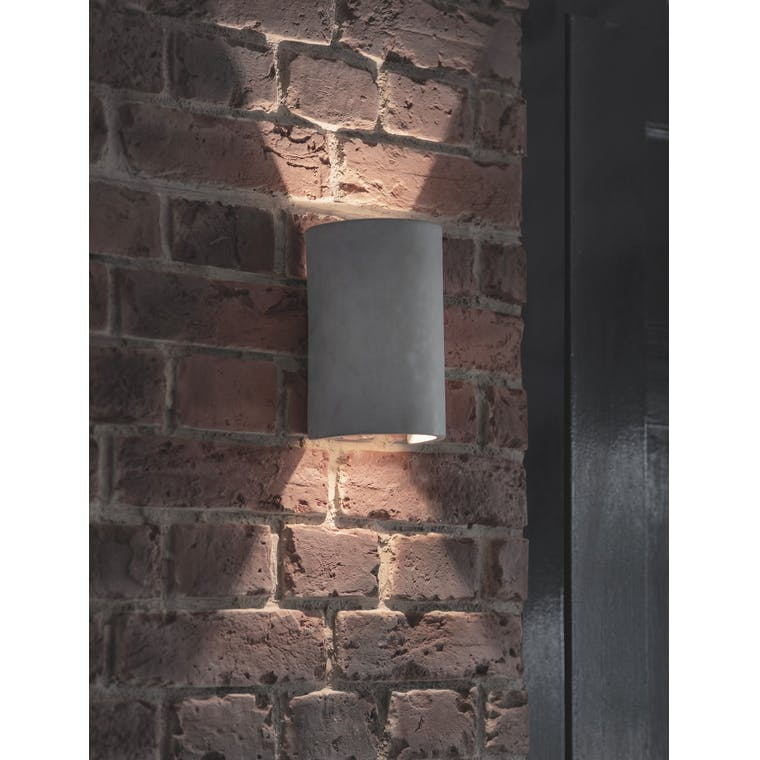 Kew Up & Down Wall Light by Garden Trading