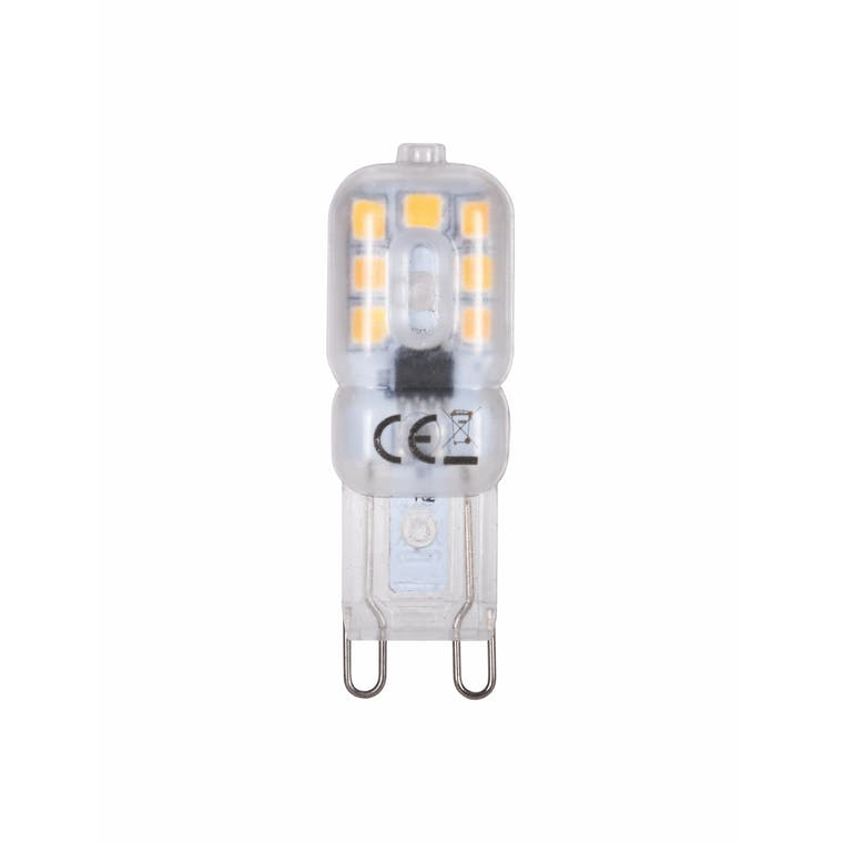 LED G9 2.2W Capsule 3000K Light Bulb  | Garden Trading