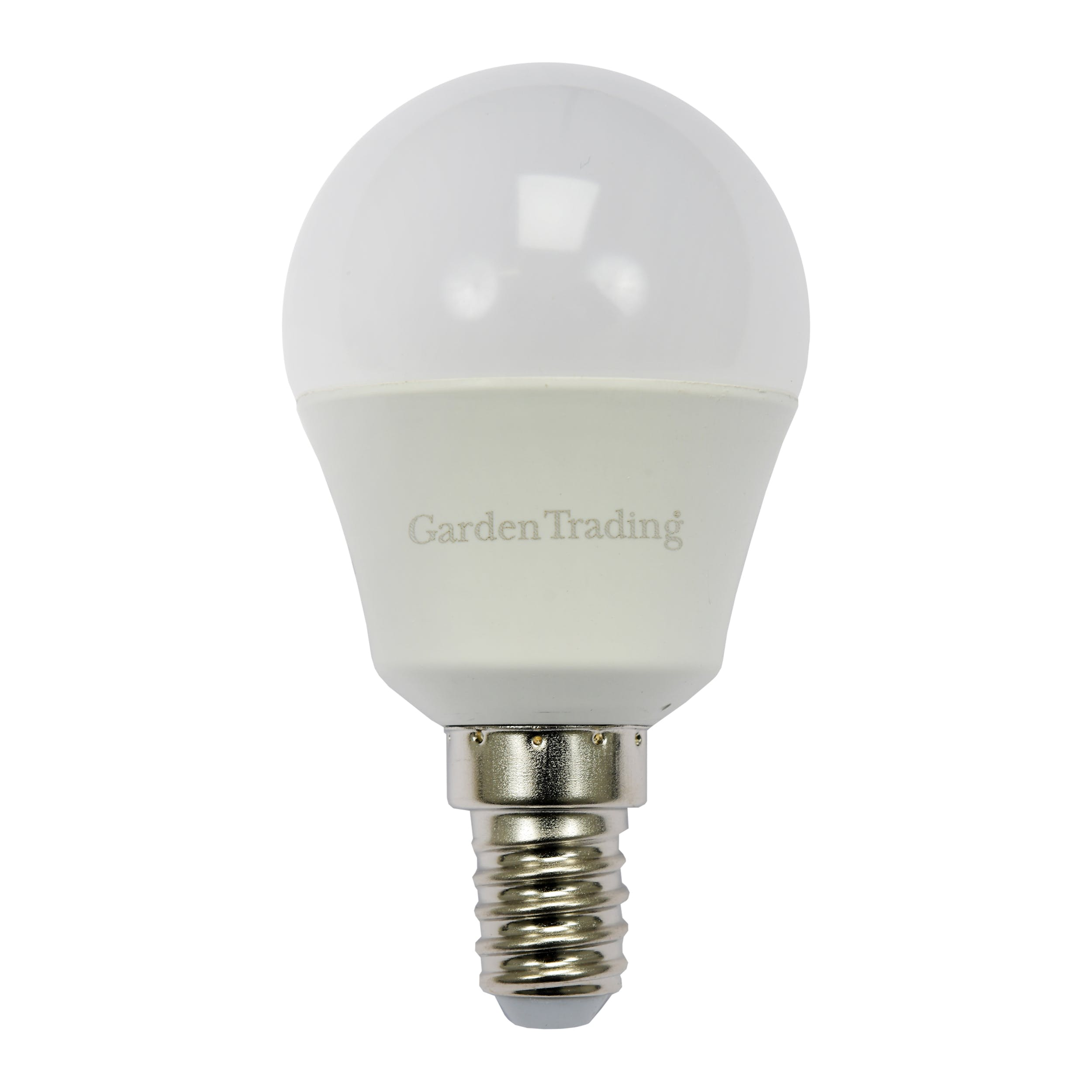 Led e14 golf ball 5 5w 2700k