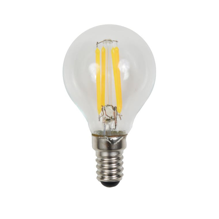 LED E14 Golf 4W 2700K Light Bulb | Garden Trading