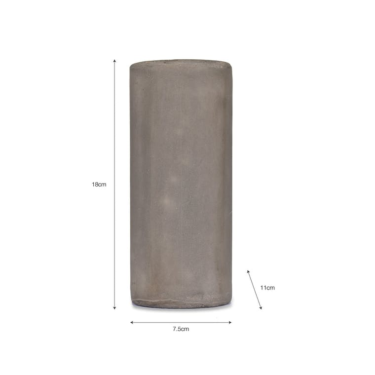 Concrete Southbank Up and Down Light | Garden Trading