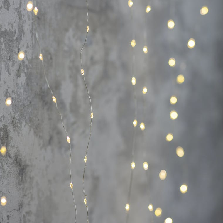 200 Wire String Lights | Garden Trading