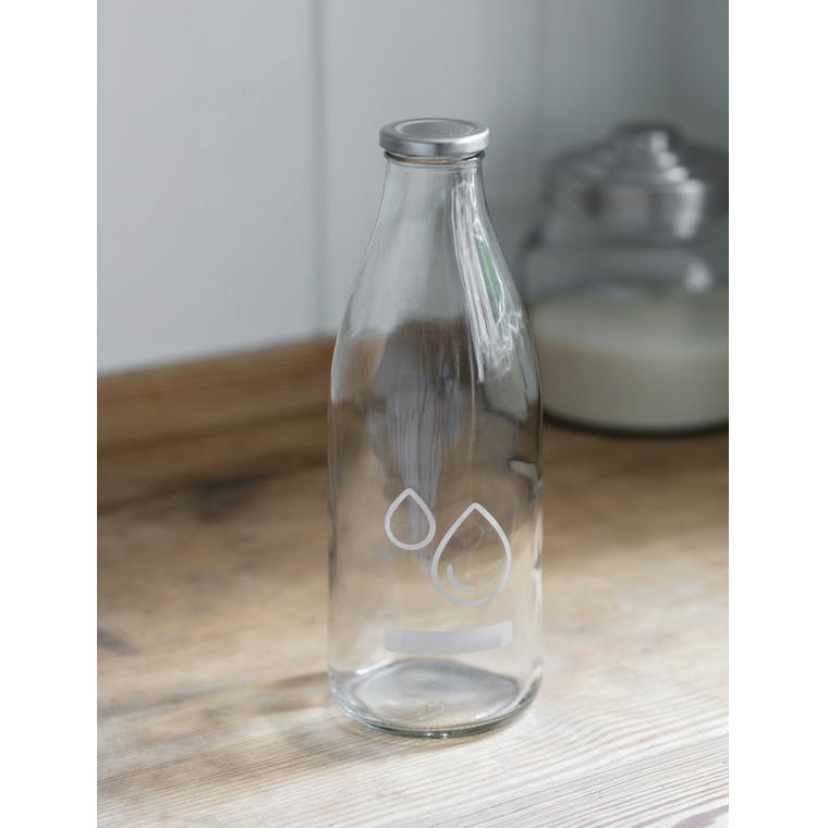 Glass Storage Bottle | Garden Trading