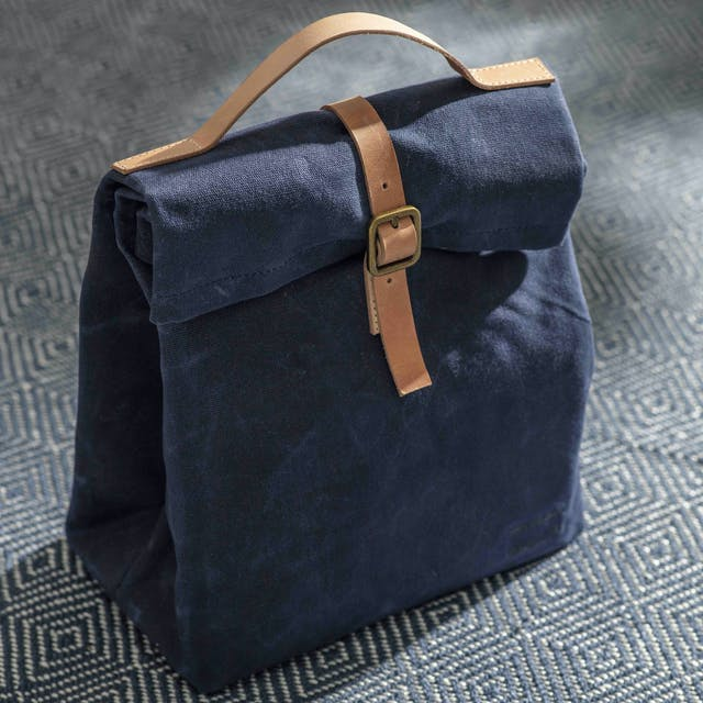 Kimmeridge Folding Lunch Bag