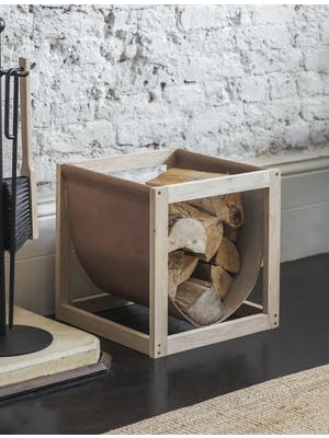 Kelston Log Holder