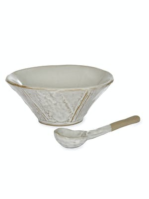 Ithaca Meze Bowl with Spoon