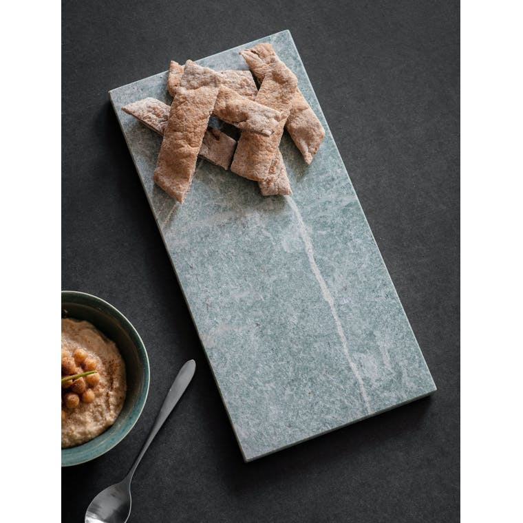 Garden Trading Radway Board, Small in Sage - Marble