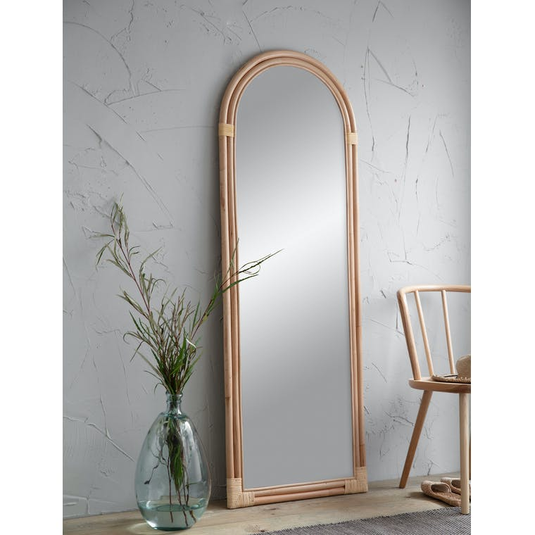 Mayfield Arch Mirror by Garden Trading