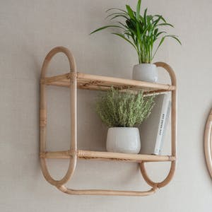 Mayfield Double Wall Shelf