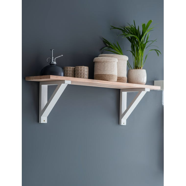 Garden Trading Melcombe Wall Shelf, Large