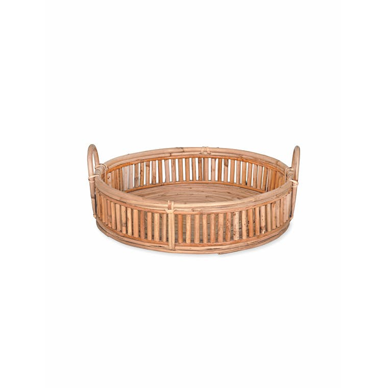 Rattan Mayfield Tray | Garden Trading