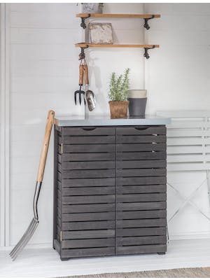 Moreton Slatted Storage Unit
