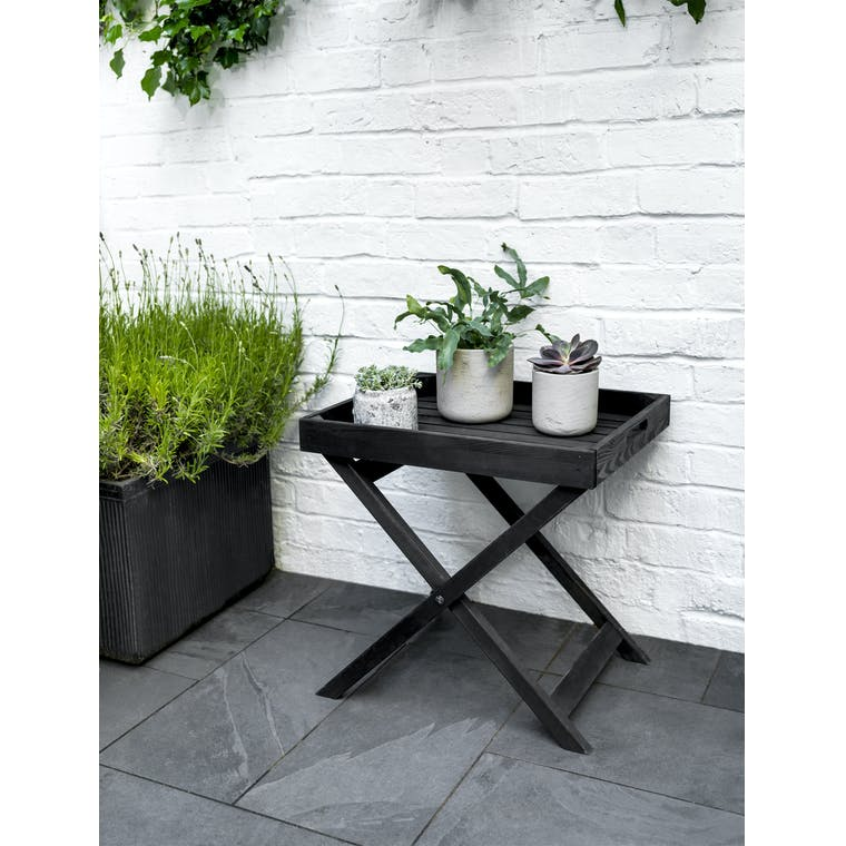 Wooden Moreton Tray Table | Garden Trading