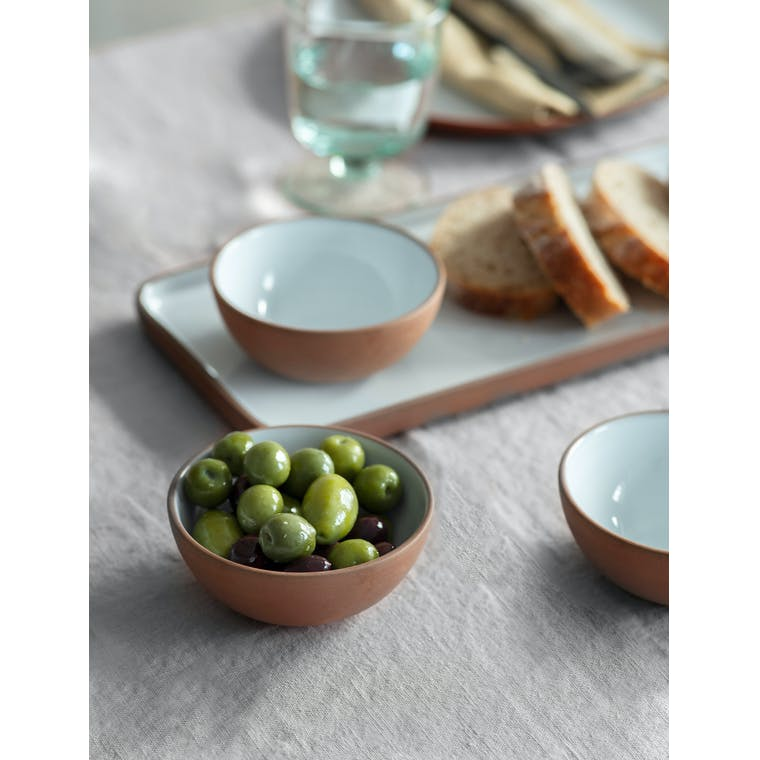 Set of 3 Enstone Nibble Bowls by Garden Trading