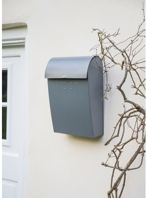 Post Box with Lock, Extra Large