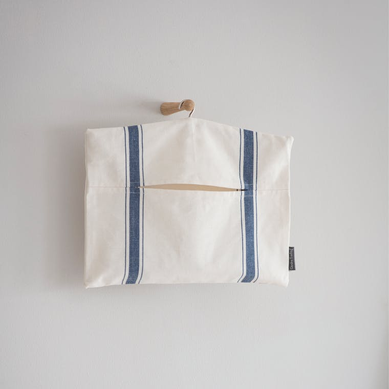 Cotton Striped Peg Bag | Garden Trading