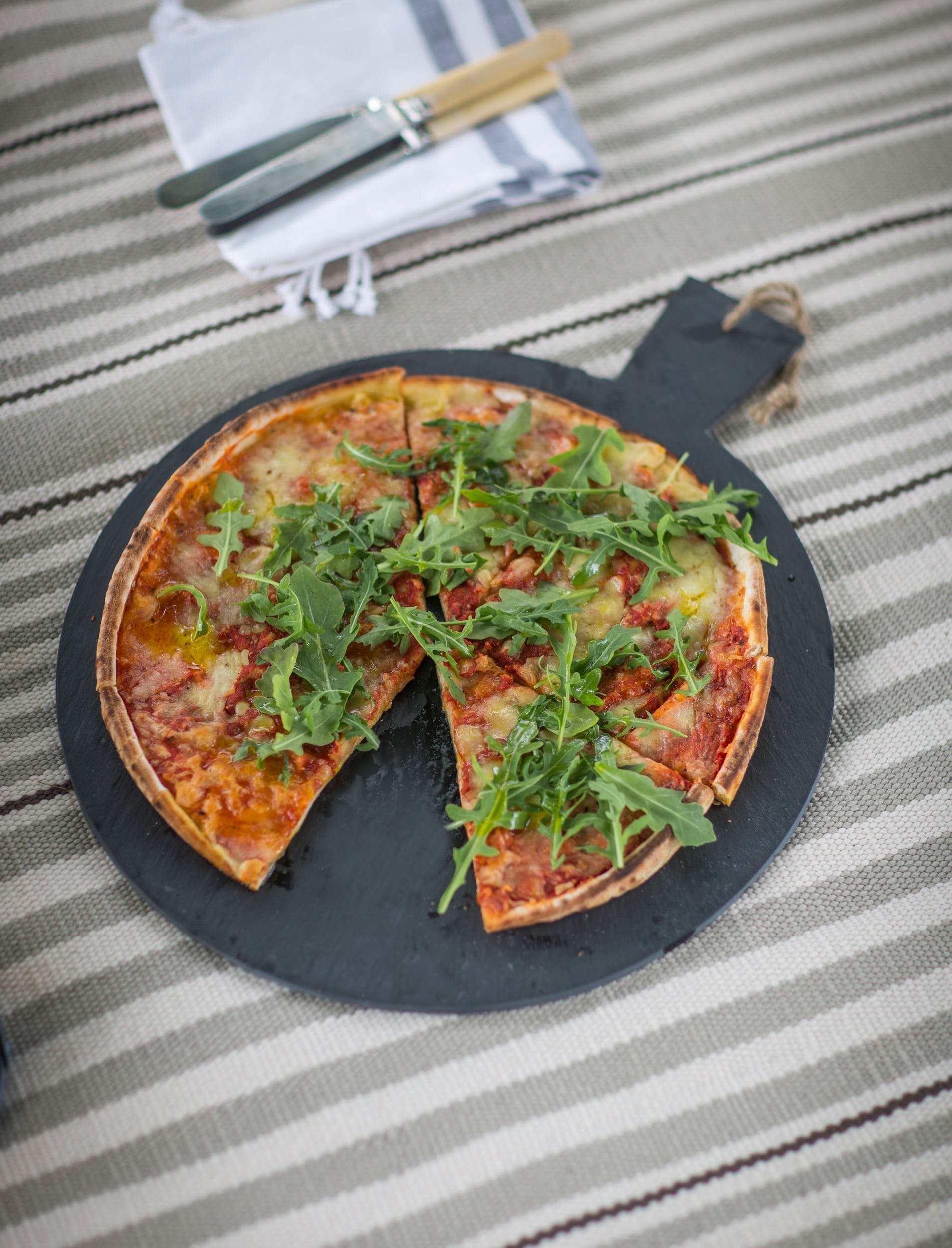 Slate Extra Large Pizza Board    Garden Trading