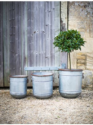 Set of 3 Malmesbury Planters