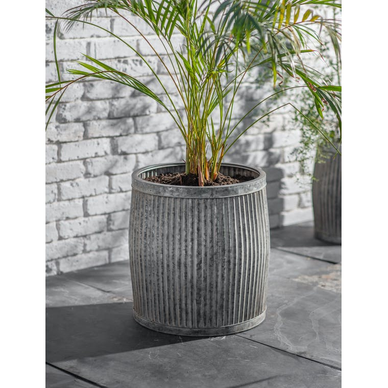 Tall Vence Planter, Large by Garden Trading