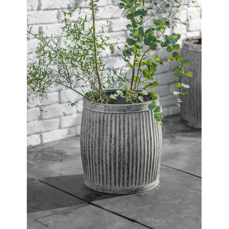 Tall Vence Planter, Small by Garden Trading