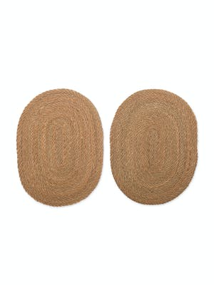 Pair of Brading Table Mats