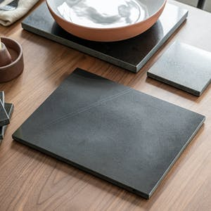 Set of 2 Marble Placemats