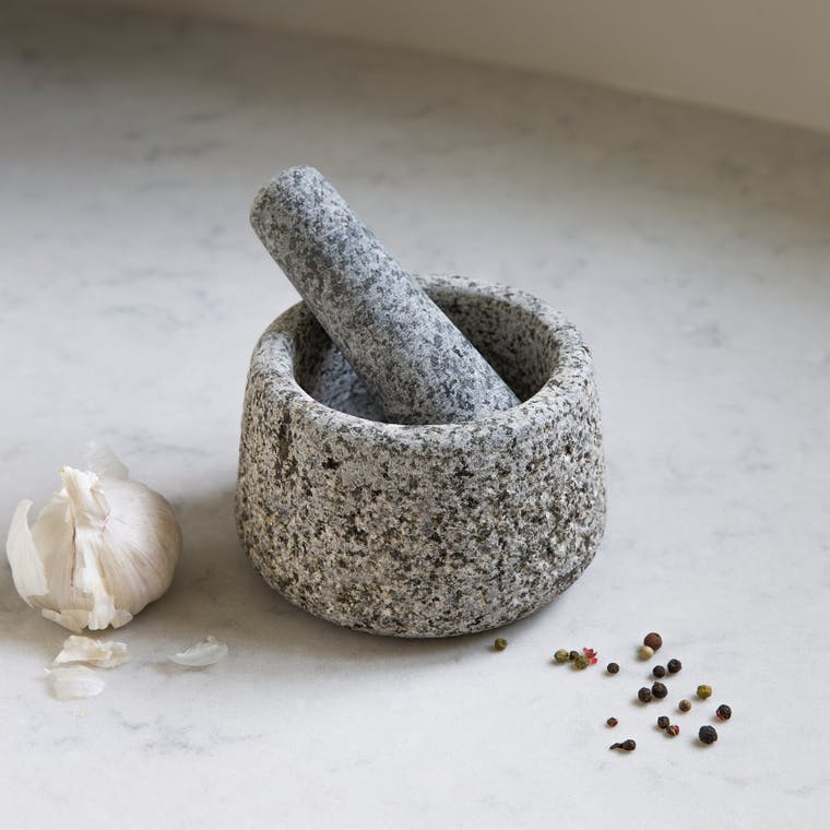 Granite Pestle and Mortar  | Garden Trading